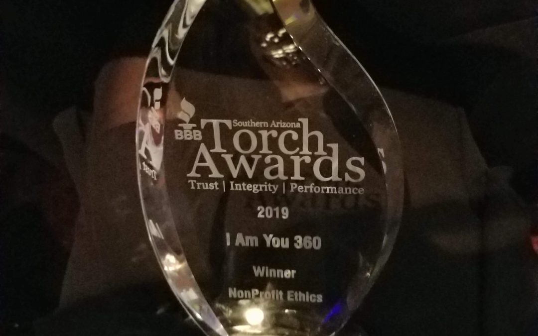 2019 Better Business Bureau Torch Award – Nonprofit Ethics WINNER