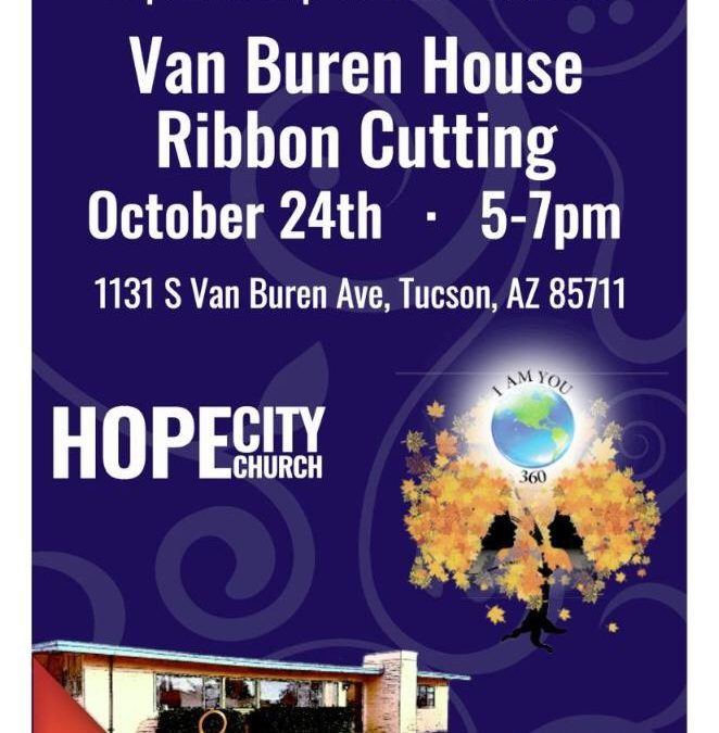 Ribbon Cutting Ceremony October 24th 5-7
