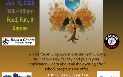 I Am You 360 Empowerment Summit
