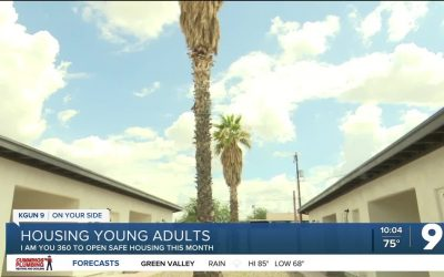 Local non-profit gives safe housing to vulnerable young adults